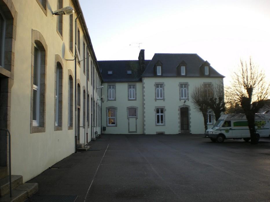 Cour extérieur